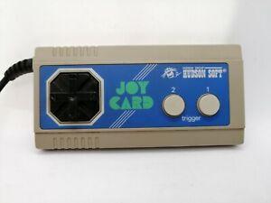 Hudson-Soft-Joy-Card-HC-62-2-Controller-for-MSX