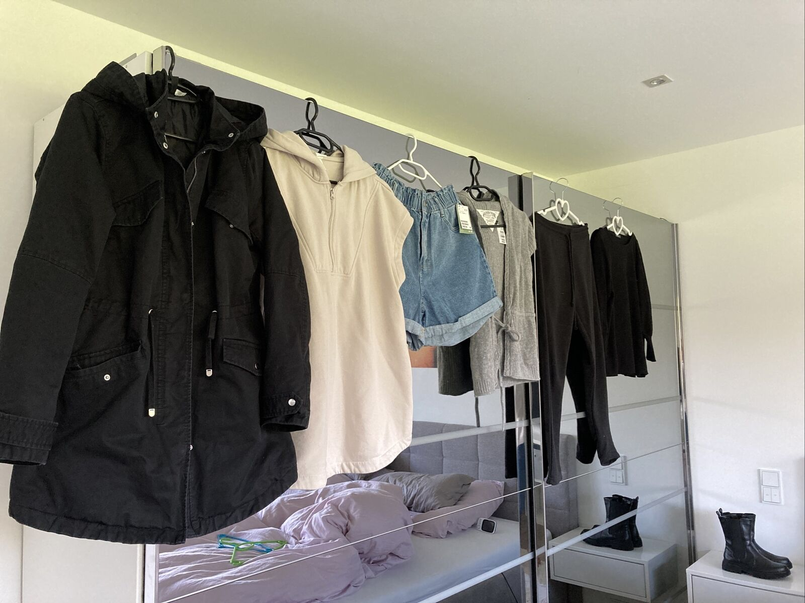 Riesen Marken Kleiderpaket S M 38 Tommy Hilfiger H&m Ambellis