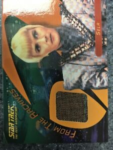 Sela-Denise-Crosby-Star-Trek-40th-Anniversary-TNG-Costume-Card-C31