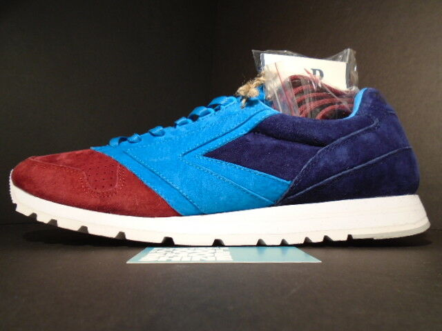 BROOKS CHARIOT CONCEPTS CNCPTS MERLOT ROYAL NAVY BLUE RED WHITE PURPLE GREY 12