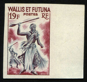 FRANCE-WALLIS-and-FUTUNA-stamp-imperforate-MNH