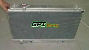 Aluminum-Radiator-FOR-Nissan-Fairlady-350Z-Z33-2003-2006-2004-2005-03-04-AT-MT