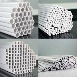 500mm Elastic PU Polyurethane Rods Translucent Sticks Round Bar Dia 12mm-30mm AU