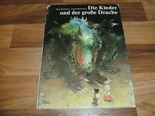 Hans Baumann/A. Boratynski -- die KINDER und der GROßE DRACHE // 1. Auflage 1979