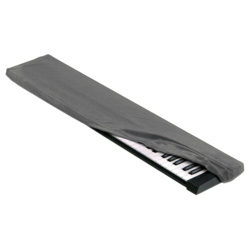 HQRP Elastic Dust Cover Case with Bag for Korg LP-180 SP-170 SP-170SRD Keyboard