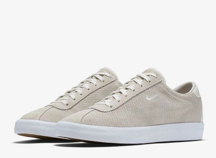 Nike Match Classic Suede Nikelab Men's Classic Shoes 864718 100 Sail Comfortable The latest discount shoes for men and women