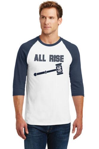 4 capucha camiseta 3 con Aaron con capucha Nueva Yankees o de Judge manga York sudadera FPafqwI0