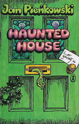 Pienkowski, Jan, The Haunted House, Very Good Book