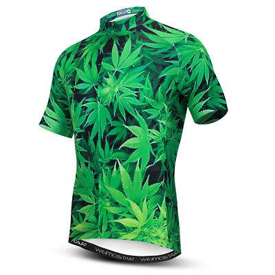 Men/'s Cycling Jersey Clothing Bicycle Sportswear Short Sleeve Bike Shirt Top D01