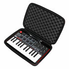 LTGEM Travel Case for AKAI Professional MPK Mini MKII 25-key USB Midi Controller
