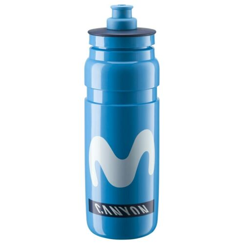 New Elite FLY Team Movistar Cycling Water Bottle 750 ML