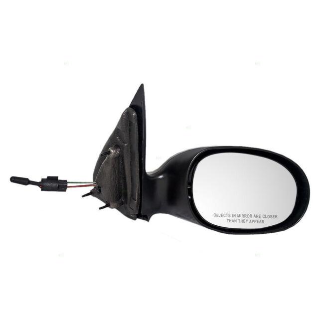 CH1321185 NEW VISION MANUAL Door Mirror Right Passenger RH fits 01-03 PT Cruiser