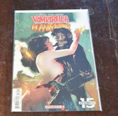 Vault 35 Vampirella Reanimator #1 Cover B NM 2018 Dynamite