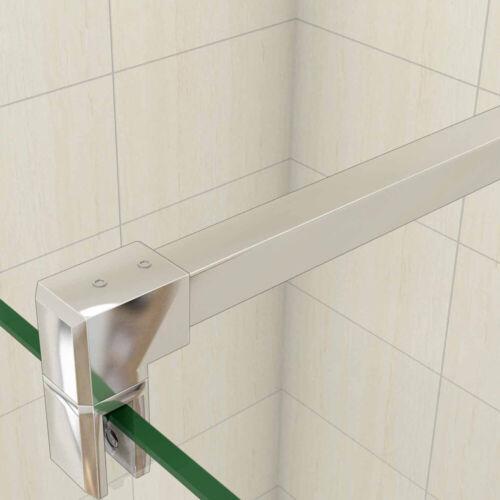 10mm NANO Glas Walk in Duschtrennwand Duschabtrennung Dusche 50-160 x 200 cm 8