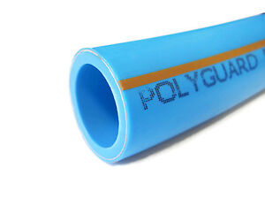 25mm polyguard barrier water pipe puriton protecta line pe for Water line pipe material
