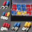 280PCS-Assorted-Crimp-Spade-Terminal-Insulated-Electrical-Wire-Connector-Kit-Set thumbnail 3
