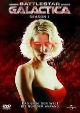 4 DVD Box Battlestar Galactica Season 1 Das Ende der Welt ist nur der Anfang NEU