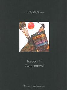 Sergio-TOPPI-034-Racconti-giapponesi-034-Ed-Crapapelada-Papel