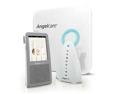 Angelcare AC1100 Digital Colour Video Movement & Sound Baby Monitor - WHD