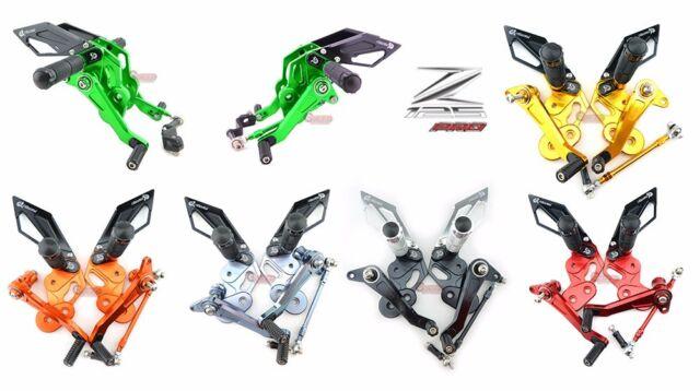 Kawasaki Z125 Pro CR Racing Rearset Rear Set