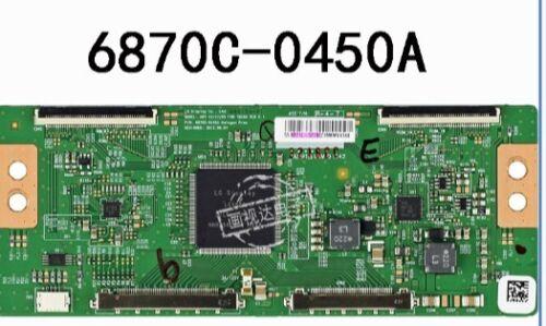 1 Pc NEUF qriginal Grand 6870C-0450A Art 42//47//55 FHD TM240 VER0.1 Board #0825 YT
