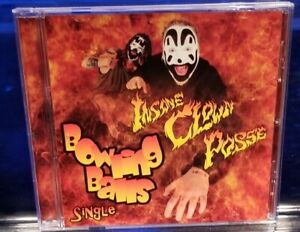 Insane Clown Posse - Bowling Balls CD Single rare twiztid dark lotus horrorcore