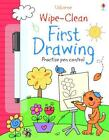 Wipe-Clean First Drawing von Jessica Greenwell (2014, Gebundene Ausgabe)