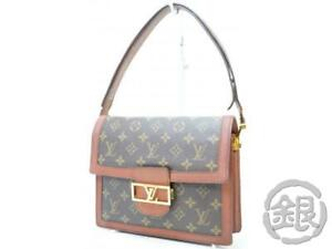 4b308973 AUTH PRE-OWNED LOUIS VUITTON MONOGRAM VINTAGE SAC DAUPHINE M51410 No ...