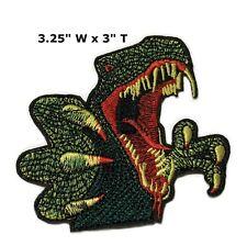 Dinosaur Science Prehistoric A Stegosaurus Iron On Patch