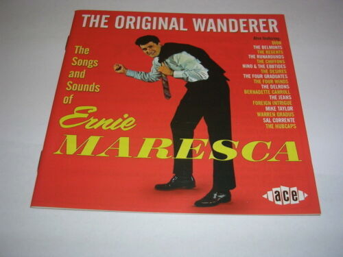 1 of 1 - Ernie Maresca - The Original Wanderer CD (Ace 2000)  Rock And Roll