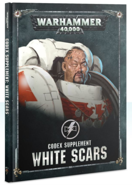 Space Marines Codex Warhammer 40K GW  40,000  Games Workshop