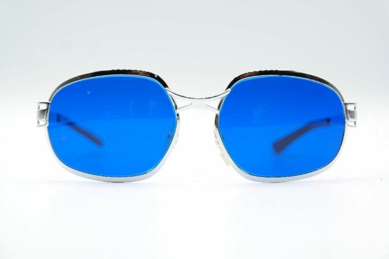 Geschickt Vintage Prelude 60s Style Silber Oval Sonnenbrille Sunglasses Brille Nos üBerlegene Leistung