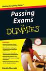 Passing Exams for Dummies by Patrick Sherratt (Paperback, 2009)