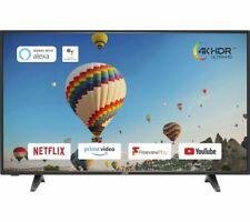 "LOGIK L40UE20 40"" Smart 4K Ultra HD HDR LED TV 50Hz Catch-up Streaming - Currys"