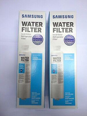 4 x Samsung Cadre analytique d/'Harvard-Cin//xme pour Réfrigérateur Filtres à eau