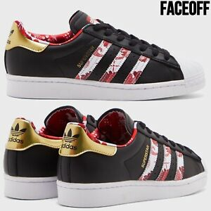 """adidas Superstar """"Chinese New Year"""" 2020 Special Edition Sneakers"""