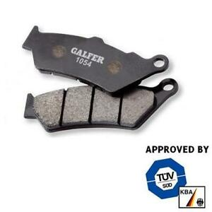 Galfer HH Rear Brake Pads Derbi Mulhacen 125 2006-2018