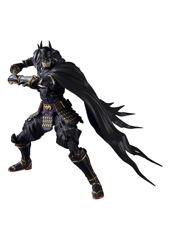 Bandai S.H. FIGUARTS FIGURA DE ACCIÓN 160 mm Ninja De Batman Con Seguimiento