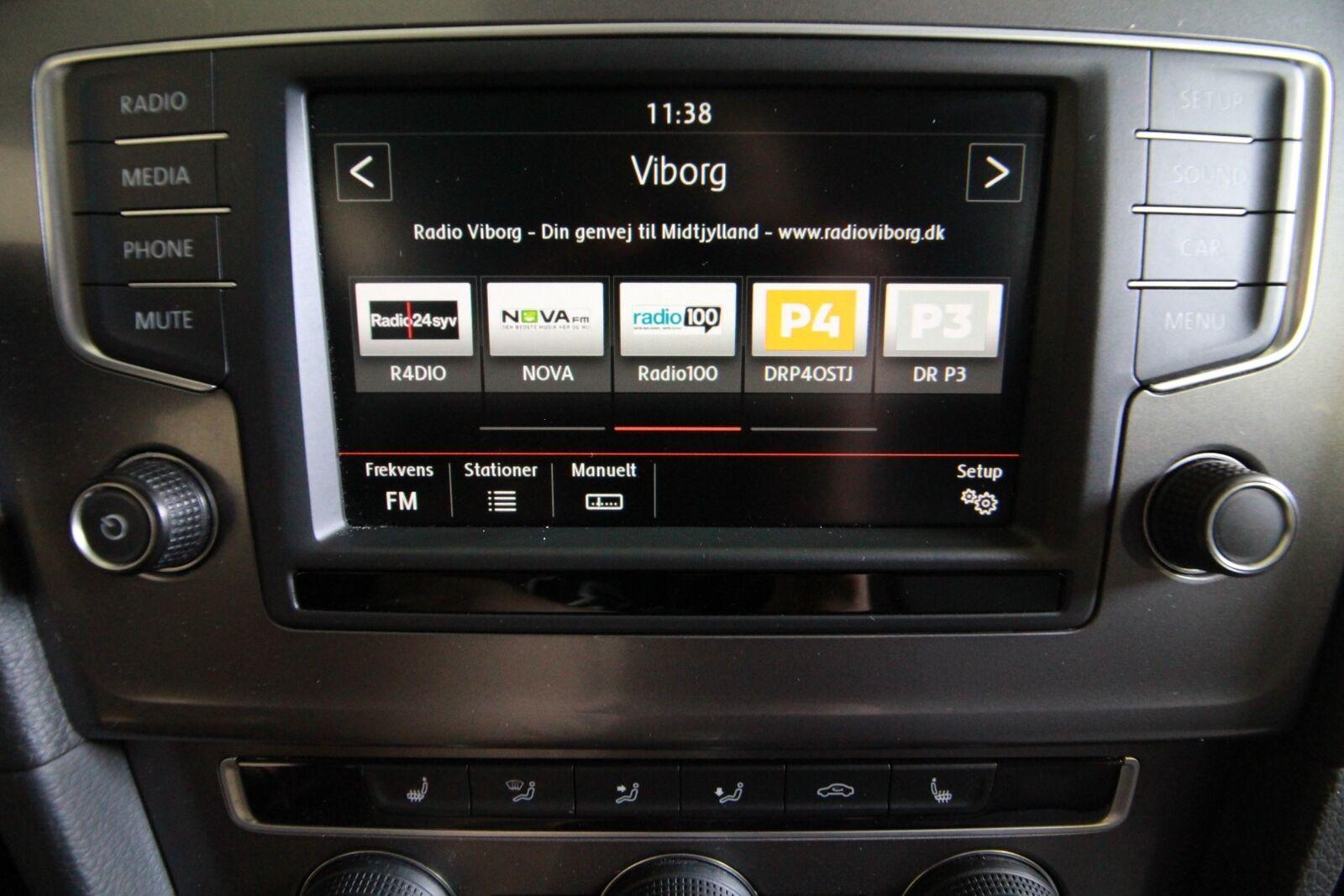 VW Golf VII TDi 110 Trendl. Vari. DSG BMT
