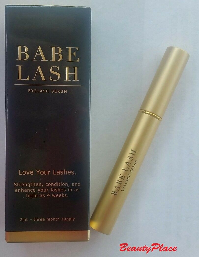 Babe Lash Eyelash Serum 4 Ml Lg 2ml