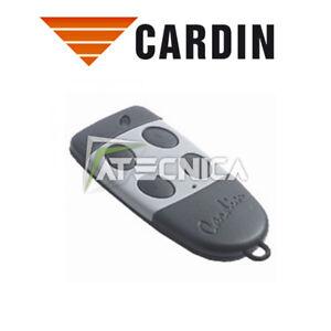 Telecommande-d-039-origine-Cardin-S449-TXQ449400-rolling-code-pour-portails
