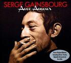 Avec Amour [Digipak] by Serge Gainsbourg (CD, Dec-2011, 3 Discs, Not Now Music)
