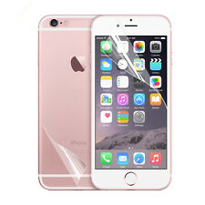 """2 Sets Front+Rear Full Body HD LCD Clear Screen Protector Film For iPhone 7 4.7"""""""