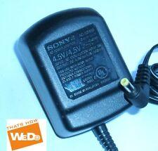SONY AC POWER ADAPTER AC-ES455 245-11 5.4V 500mA USA PLUG