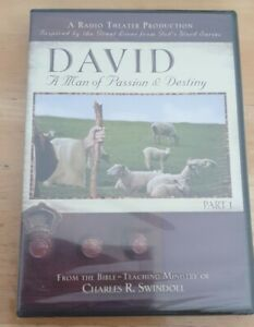 DAVID-AA-Man-Of-Passion-And-Destiny-DVD-New-And-Sealed-Free-Postage