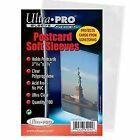 Ultra Pro Postcard Sleeves44 100 Sleeves