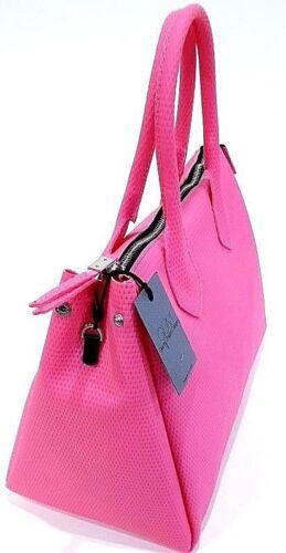 Borsa Gum Manico Lavorazione Chiarini Soft Pink 3d Maxi Gianni Doppio Shopping FFrUpq5w