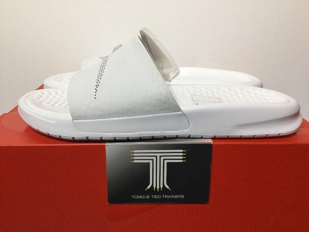 Nike Benassi Slide Lux Nikelab  818742 100  Uk Size 6