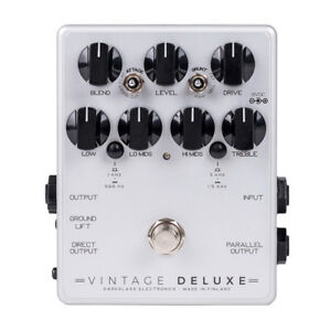 new darkglass electronics vintage deluxe v3 microtubes overdrive pedal ebay. Black Bedroom Furniture Sets. Home Design Ideas
