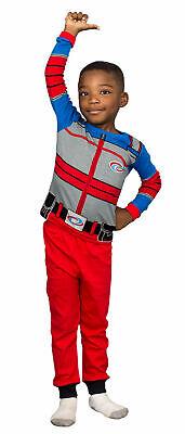 Nickelodeon Boys Henry Danger Costume Pajama Set Sleepwear | eBay